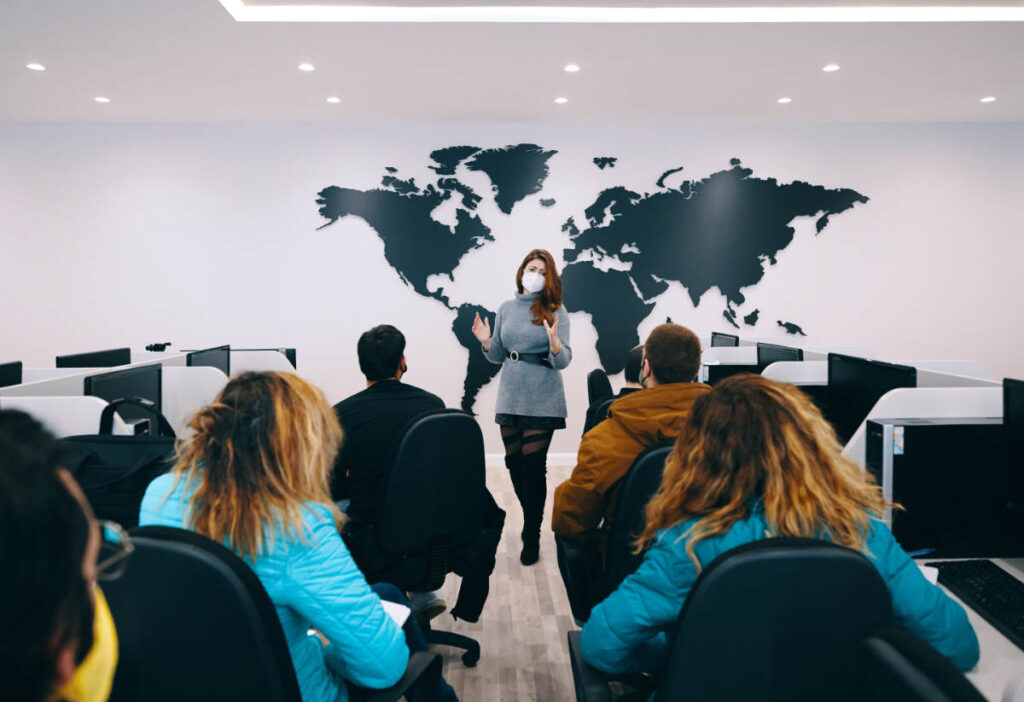 Ufficio commerciale - Top Contact - marketing